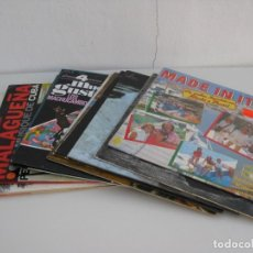 Música de colección: LOTE DE 13 DISCOS LPS. DISCOS DE VINILO. MUSICA DE TODO TIPO.. Lote 245094560