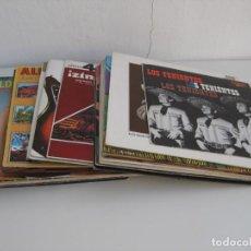 Música de colección: LOTE DE 25 DISCOS VINILOS. LPS. MUSICA DE TODO TIPO.. Lote 245095905