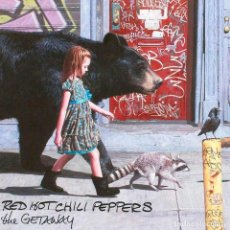 Música de colección: THE GETAWAY - RED HOT CHILI PEPPERS - DOBLE VINILO LP. Lote 245598970