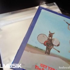 Música de colección: 25 FUNDAS BRILLANTES AUTOCIERRE ADHESIVO JAPONESAS DISCOS VINILO LP | ENVÍO DOMICILIO. Lote 245766195
