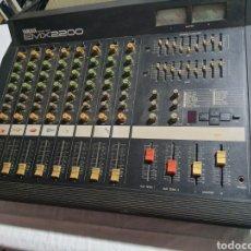 Música de colección: MESA DE MEZCLA. YAMAHA EMX 2200. NO SE SIN FUNCIONA .QUIZÁS PARA REPARAR O PIEZAS. Lote 245780505