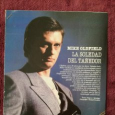 Música de coleção: MIKE OLDFIELD - EL PAIS - DIEGO MANRIQUE. Lote 245954430