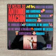 Música de colección: LO MEJOR DE ANTONIO MACHIN. Lote 246231535