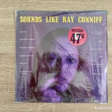 Música de colección: SOUNDS LIKE RAY CONNIFF. Lote 246235555