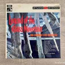 Música de colección: LEGEND OF THE GLASS MOUNTAIN. Lote 246237230