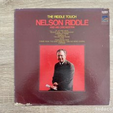 Música de colección: NELSON RIDDLE AND HIS ORCHESTRA. Lote 246238175