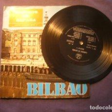 Música de colección: CAMINOS DE ESPAÑA - BILBAO - EXTRA SONORO Nº 1 (INCLUYE FLEXI DISCO). Lote 246443345