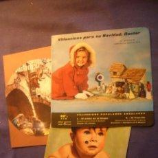 Música de colección: LOTE 3 FLEXI DISCOS DE PUBLICIDAD FARMACEUTICA. Lote 246446910