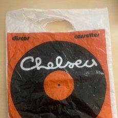 Música de colección: BEATLES - LOTE BOLSAS DE PLÁSTICO TAMAÑO LP. Lote 252850950
