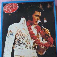Música de colección: ELVIS PRESLEY PUZZLE DE 1200 PIEZAS. Lote 253735020
