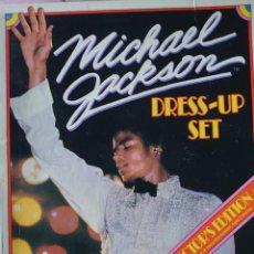 Música de colección: MICHAEL JACKSON DRES-UP SET AÑO 1984 EDITADO EN USA.... Lote 253735560