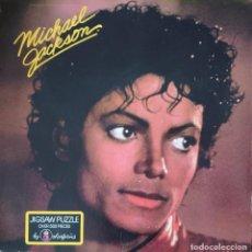 Música de colección: MICHAEL JACKSON PUZZLE DE 500 PIEZAS AÑO 1985 ECHO EN USA.... Lote 253736240