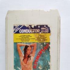 Música de colección: SERIE CONDUCTOR SUPERCOPLAS CARTUCHO 1976. Lote 254478870