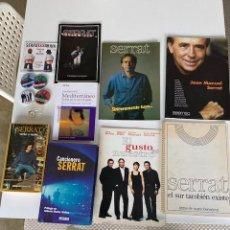 Música de colección: JOAN MANUEL SERRAT, VARIAS COSAS EN PERFECTO ESTADO (4,31 ENVÍO CERTIFICADO). Lote 255596825