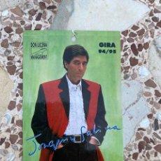 Música de colección: BACKSTAGE GIRA 94-95 JOAQUÍN SABINA (3,33 ENVÍO CERTIFICADO). Lote 261871095