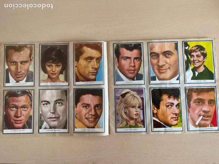 Música de colección: BEATLES - ÀLBUM COMPLETO ESTRELLAS DEL CINE Y DE LA TV - Foto 3 - 261980765