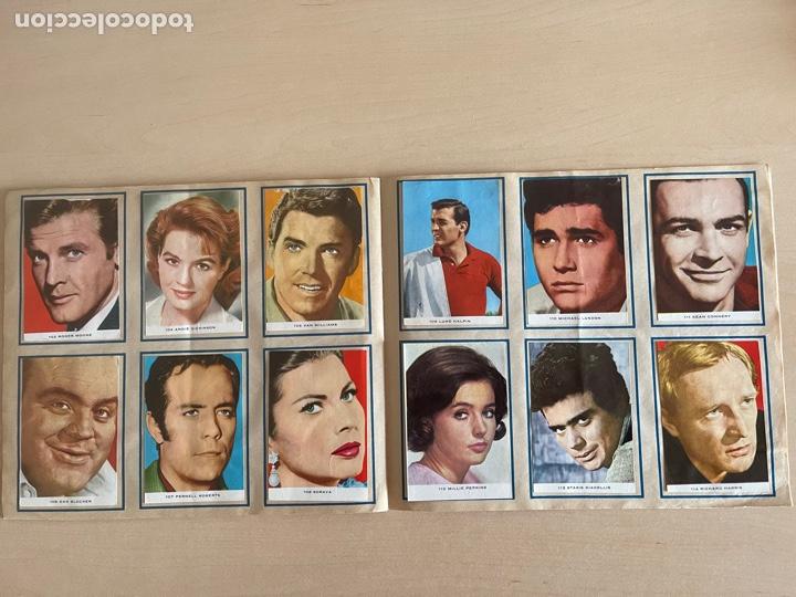 Música de colección: BEATLES - ÀLBUM COMPLETO ESTRELLAS DEL CINE Y DE LA TV - Foto 11 - 261980765