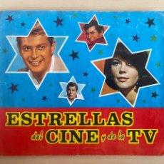 Música de colección: BEATLES - ÀLBUM COMPLETO ESTRELLAS DEL CINE Y DE LA TV. Lote 261980765