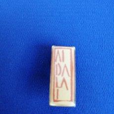 Música de colección: PIN GRUPO MECANO AIDALAI (DIFÍCIL DE CONSEGUIR). Lote 262537610