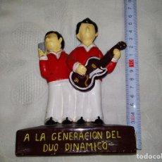 Música de colección: ANTIGUA ESCULTURA A LA GENERACIÓN DEL DÚO DINÁMICO (ÚNICA EN INTERNET Y PARA ANTES DEL GÉNERO). Lote 262733645