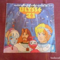 Música de colección: SINGLE. ULYSSE 31.1981.SABAN RECORDS. EDICION FRANCESA.. Lote 262951010