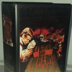 Música de colección: ANTIGUO VHS DOBLE LA CAIDA DEL IMPERIO ROMANO. Lote 262954350