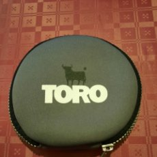 Música de colección: CARTERA PORTACD'S FUNDAS TORO. Lote 263161310