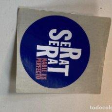 Música de colección: PASE INVITADOS GIRA 1994 JOAN MANUEL SERRRAT ES ADHESIVO, (3,33 ENVÍO CERTIFICADO). Lote 263173955