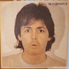Musique de collection: PAUL MCCARTNEY - BEATLES - MCCARTNEY II - DISPLAY GRANDE - EXCELENTE - RARO - NO USO CORREOS. Lote 266145503