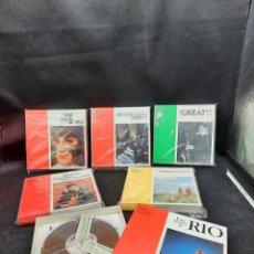 Musique de collection: 6 CINTAS DE MAGNETOFONO A ESTRENAR. Lote 266593213