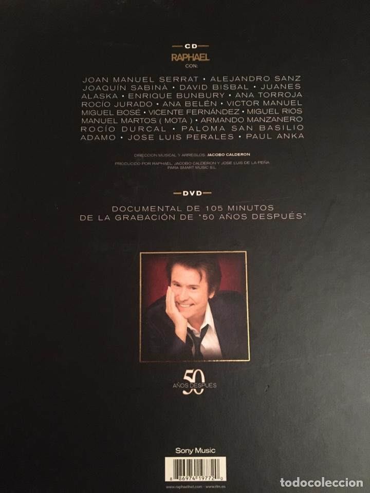 Música de colección: RAPHAEL - 50 años después - Foto 2 - 275241858