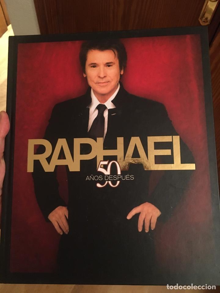 RAPHAEL - 50 AÑOS DESPUÉS (Música - Varios)