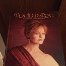 Música de colección: ROCÍO DURCAL - UNA ESTRELLA EN EL CIELO. Lote 275242353