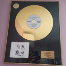 Música de colección: LED ZEPPELIN - BBC SESSIONS - DISCO DE ORO. Lote 276568973