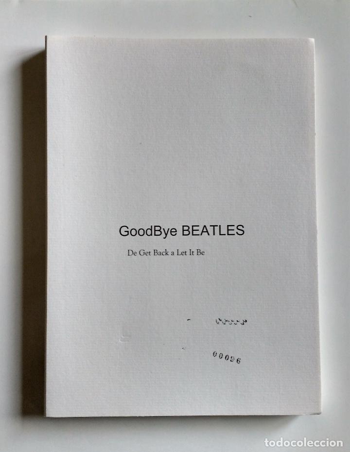 GOODBYE BEATLES (Música - Varios)