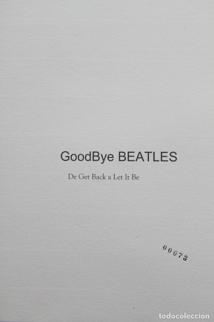 Música de colección: GoodBye BEATLES - Foto 3 - 284504778