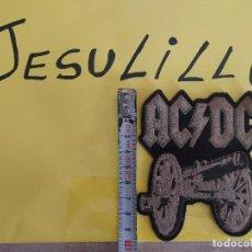 Música de colección: ANTIGUO PARCHE AC/DC. Lote 287010248