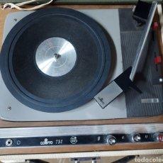 Música de colección: ANTIGUO TOCADISCOS DE MALETA. Lote 287726108