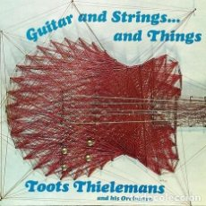 Música de colección: TOOTS THIELEMANS AND HIS ORCHESTRA GUITAR AND STRINGS. Lote 289046198