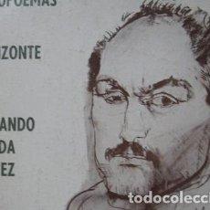 Música de colección: ARMANDO TEJADA GOMEZ SONOPOEMAS DEL HORIZONTE. Lote 289046213