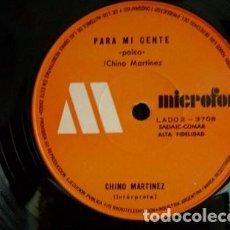 Música de colección: CHINO MARTINEZ TUS BESOS Y MI CIGARRO VINI SIMPLE 85 PUNTOS. Lote 289046293