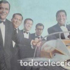 Música de colección: LOS WAWANCO VILLA CARINO. Lote 289046298