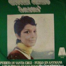 Música de colección: GINAMARIA HIDALGO EP SIMPLE 6412 MICROFON 9 PUNTOS. Lote 289046338