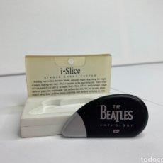 Música de colección: THE BEATLES I-SLICE SINGLE SHEET CUTTER CORTADOR DE PAPEL. Lote 289606028
