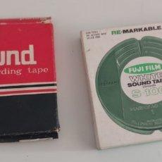 Música de colección: DOS CINTAS MAGNETOFONO. Lote 289913373