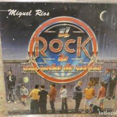 Música de colección: EXPRO LP MIGUEL RIOS EL ROCK DE UNA NOCHE DE VERANO ESTADO CORRECTO. Lote 294977378