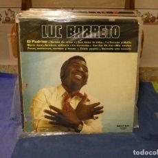 Música de colección: EXPRO LP LUC BARRETO HOMONIMO 1972 BUEN ESTADO GENERAL. Lote 294977633