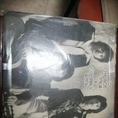 Música de colección: EXPRO LP LOS CHICHOS AMOR DE COMPRA VENTA BASTANTE USADO AUN FUNCINAL Y ACEPTABLE. Lote 294977863
