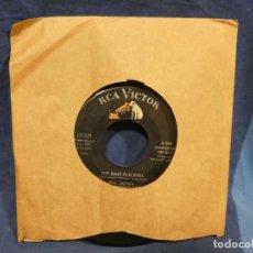 Música de colección: BOXX129 DISCO 7 PULGADAS USA ESTADO DECENTE NEIL SEDAKA THE SAME OLF FOOL / CALENDAR GIRL. Lote 295475033