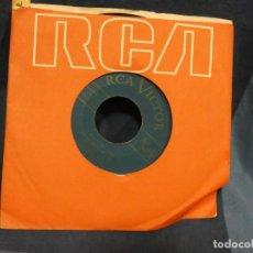 Música de colección: BOXX129 DISCO 7 PULGADAS USA ESTADO DECENTE THE FONTANE SISTERS MISSISSIPPI MUD. Lote 295475108